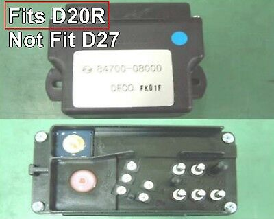 Genuine PREHEATING TIME RELAY for ACTYON KYRON REXTONⅡ D2.0DT E/G #8470009000 Fuel Inject. Controls & Parts