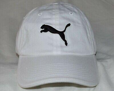 Puma Essential Mens Cap White