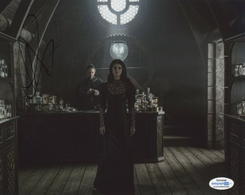 Anya Chalotra The Witcher Autographed Signed 8x10 Photo COA