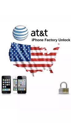 At T Premium Unlock Service All Iphones    7 Plus  6 6S6 Se5c5s5 Usa Fast  Read