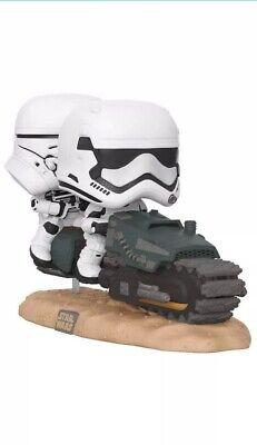 Funko Pop! Movie Moments Star Wars: Episode 9, Rise of Skywalker - Tread Speeder
