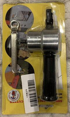 Sheet Metal Cutter Kit