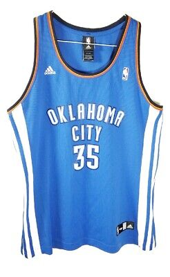 Kevin Durant Jersey #35 Adidas OKC NBA Youth