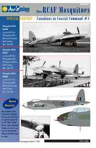 More-RCAF-Mosquitoes-404-Sqn-CinCC3-Aviaeology-Docs-Only