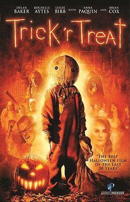 Ruse 'R Treat Film Affiche Imprimé: Halloween: 27.9x43.2cm (Style C)