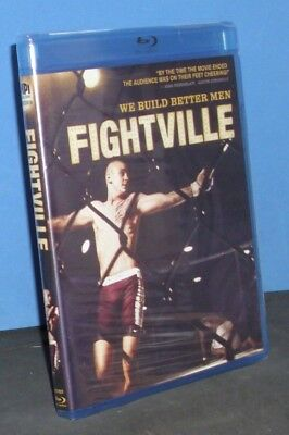 Fightville (Blu-ray Disc, 2012)