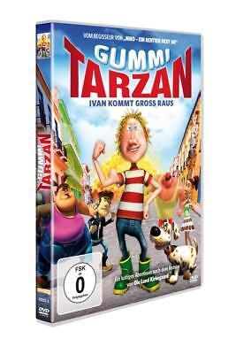 ommt groß raus DVD NEU Animation Kinderfilm mit 3D postkarte (Kind Tarzan)