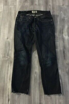 Hype Acne Studios Raw Denim Custom Jeans Size 30x32