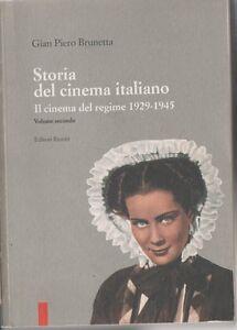 il-CINEMA-del-REGIME-1929-1945-storia-del-cine-ITALIANO-g-p-BRUNETTA-fascismo