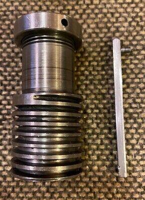 South Bend 9 10k Model A Lathe Apron Worm Gear Assembly