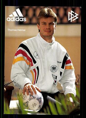 Thomas Helmer  DFB Autogrammkarte 1996 +A 148834 OU