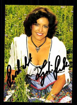 Lydia Huber Autogrammkarte Original Signiert ## BC 133092