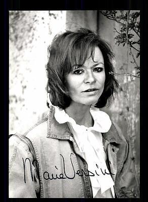 Marie Versini Autogrammkarte Original Signiert # BC 93623