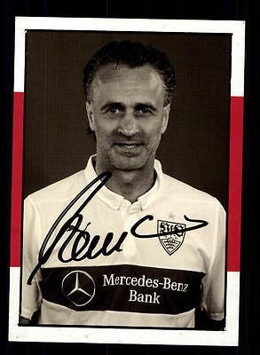 Maurizio Gaudino Autogrammkarte VFB Stuttgart Original Signiert+A 161522
