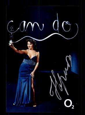 Anna Netrebko  ++Autogramm++ ++ Musik Legende ++CH 328
