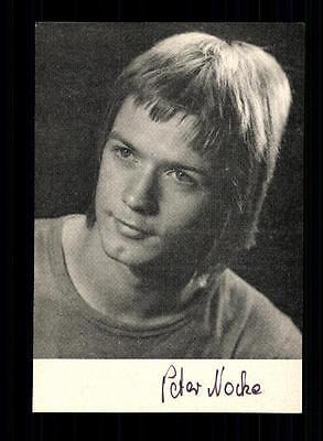 Peter Nocke Autogrammkarte Original Signiert Schwimmen + A 134747
