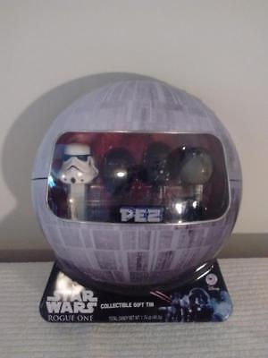 PEZ Candy Dispensers Disney STAR WARS ROGUE ONE Collectible SEALED