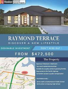 HOUSE AND LAND PACKAGE, RAYMOND TERRACE Epping Ryde Area Preview
