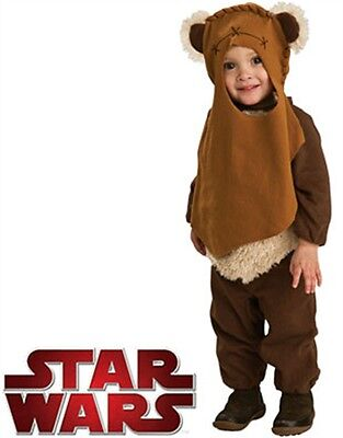 Star Wars - Wicket The Ewok Toddler - Star Wars Wicket Kostüm