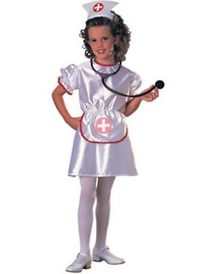 Nurse Costume Dress Up Child Small - Nursing Costumes