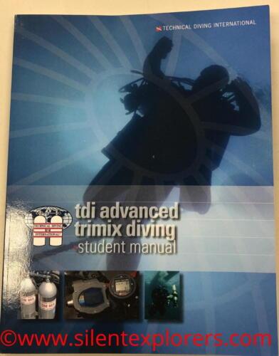 TDI Advanced Trimix Diving manual