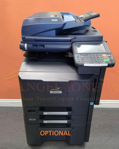 Kyocera Taskalfa 3050ci Color Mfp Laser Printer Copier Scanner 30ppm A3