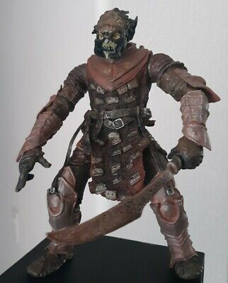 Orc Lord Of The Rings (MORANNON ORC Lord of the Rings Toy Biz Figure Pelennor Fields)