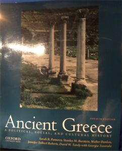 Brand new ancient greece book for sale