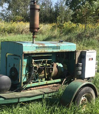 3 Phase Generator Onan Gas Or Propane