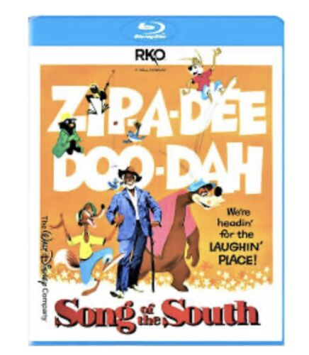 BluRay Remastered Song of the South PRE-ORDER Ships week of July 20