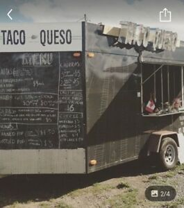 Gourmet Food Trailer For Sale..!.