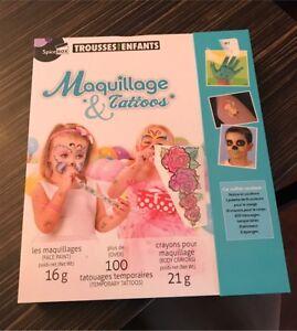 Trousse Maquillage et Tatouages