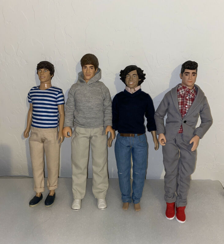 1D ONE DIRECTION DOLLS BOY BAND