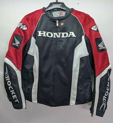 2015 Joe Rocket Street Riding Gear Adult Honda Staff Motorcycle Shirts