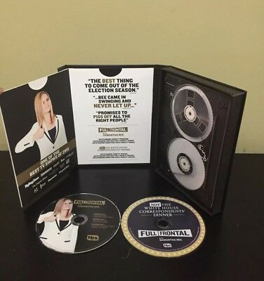 Tbs Full Frontal With Samantha Bee Dvd For Your Consideration Free Shipping A3