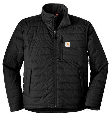 Carhartt Mens Gilliam Jacket Regular Work Winter Insulated Quilted Coat CT102208