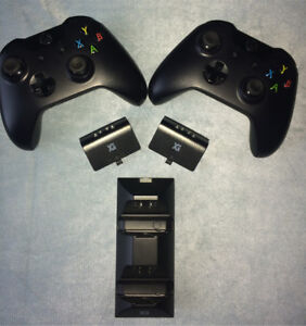 Console Xbox one + ensemble complet