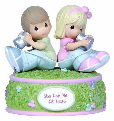 Precious Moments You Had Me At Hello Musical Figurine