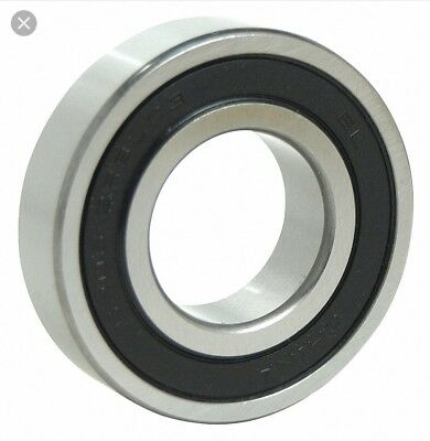 1641rs Sealed Radial Ball Bearing 1x 2x 916inch 1641-2rs Imperial Dimensions