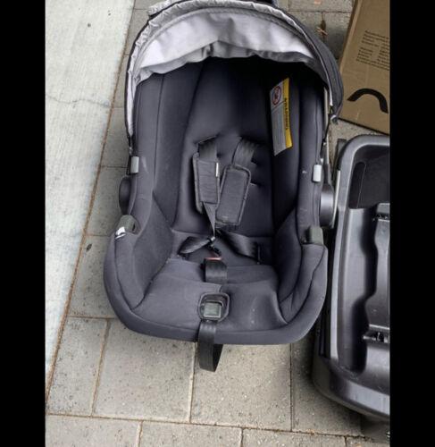 Nuna Pipa Infant Car Seat Grey