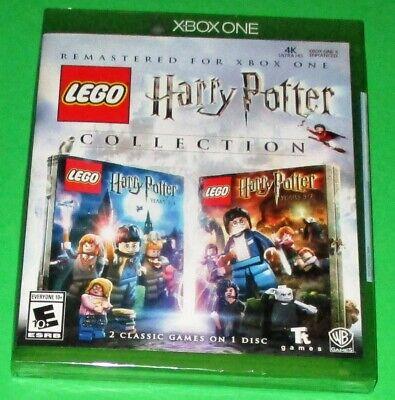 LEGO Harry Potter: Collection Xbox One *New! *Factory Sealed! *Free Shipping! comprar usado  Enviando para Brazil