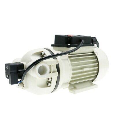 Water Diaphragm Pump Electric Self Priming Dispensing Pump 115v 6.8gpm 40psi