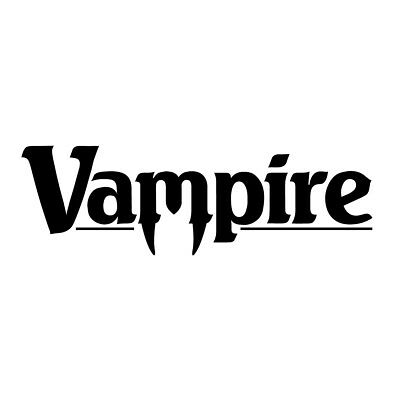 Vampire Decal Window Bumper Sticker Car Decor Fangs Vamp Goth Emo Blood ](Car Fangs)
