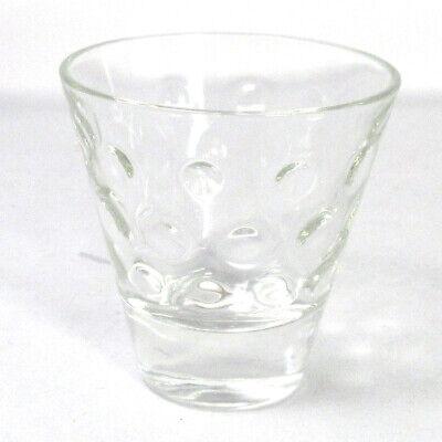 Shot Glass Holder (Vtg Hobnail Cosmopolitan Style 4oz Clear Shot Glass or Toothpick)