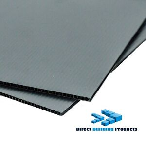 CORREX SHEETING FLOOR PROTECTION 8FT X 4FT ( 2.4M x 1.2M ) 10 SHEETS