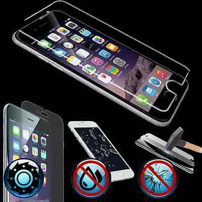 THE BEST iPhone 6 TEMPERED GLASS SCREEN PROTECTOR Shatterproof,