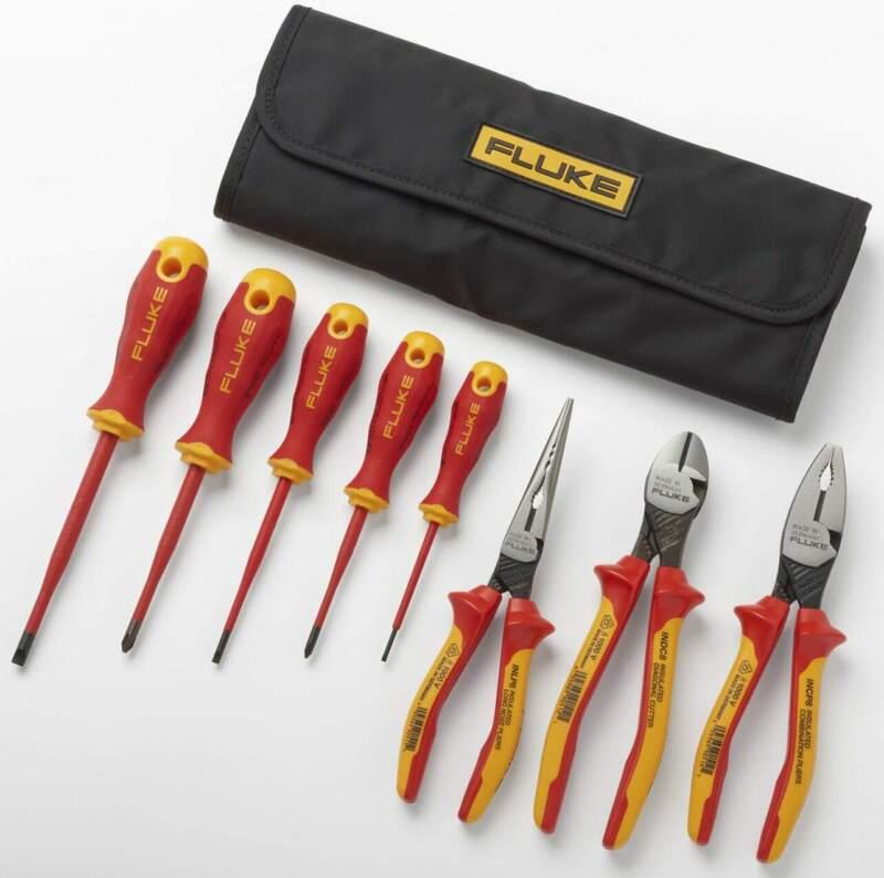 Fluke IKST7 Insulated Hand Tool Starter Kit