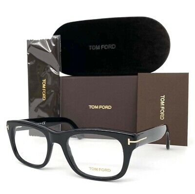 Tom Ford TF5472 001 Shiny Black 51mm Eyeglasses (Eyeglasses Tom Ford)