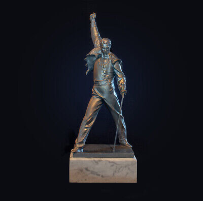 Queen Freddie Mercury statue Montreux
