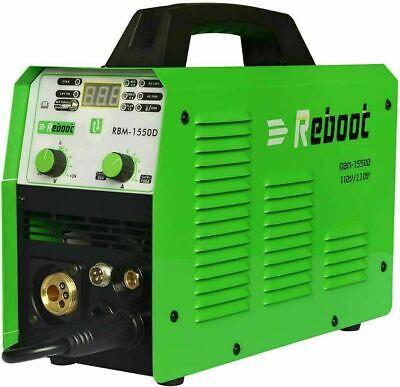 Reboot Mig-1550d 150a Migmagtigstick Arc Dc Welder Spool Gun Weld Machine